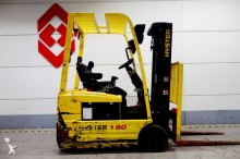 wózek podnośnikowy Hyster J1.60XMT Three wheel counterbalanced forklift
