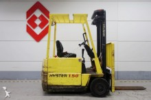wózek podnośnikowy Hyster A1.50XL Three wheel counterbalanced forklift