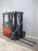 wózek elektryczny Linde