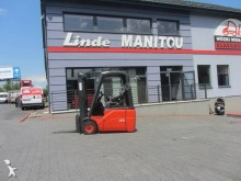 Linde E16C-01 Duplex Side shift