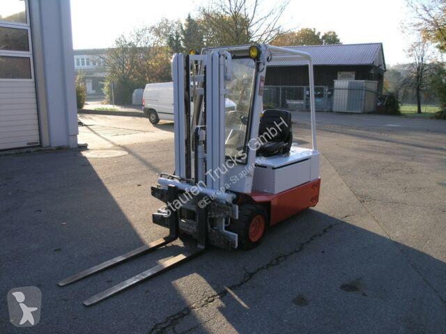 Linde E15S Frontlader Seitenschieber 1500Kg Traglast Forklift
