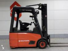 chariot élévateur Linde E16-01 3 Whl Counterbalanced Forklift <10t