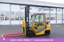 TCM FG 30T 6 / GAS / 4500 mm / 3000 kg / TOPZUSTAND