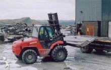 dieselový vysokozdvižný vozík Manitou