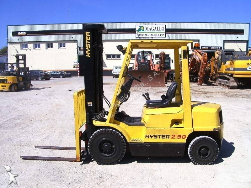 Heftruck Hyster H2.50 XM