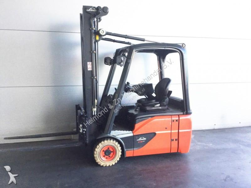Linde E 16-02 Forklift