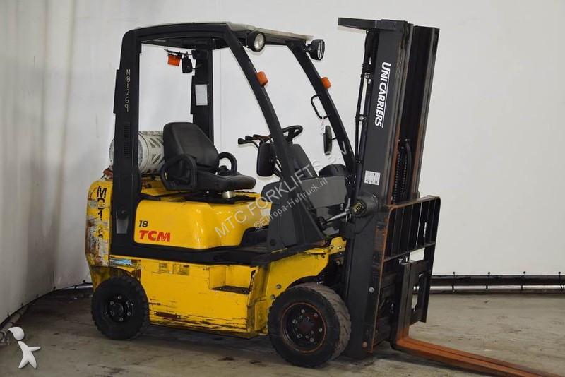 TCM FGE18-E1 Forklift