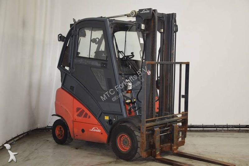 Heftruck Linde H25D-01