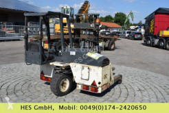 Moffett diesel forklift