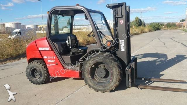 Manitou MH20-4T BUGGUIE Forklift