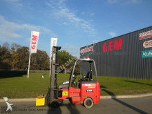Manitou electric forklift