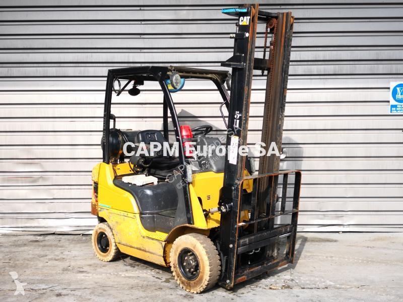 Chariot élévateur Caterpillar GP15N