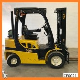 Yale gas forklift