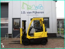 Hyster H1.6FT 1.6t LPG triplex freelift sideshift!