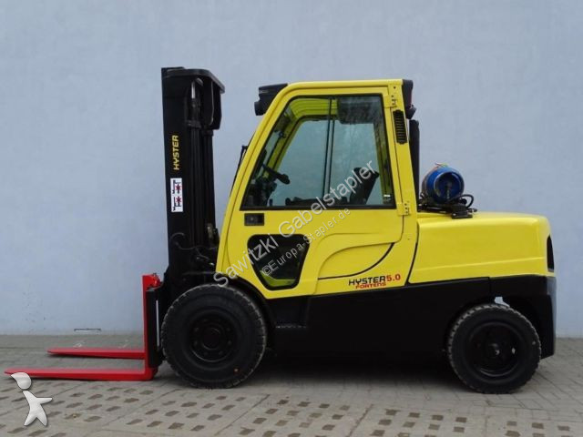 Hyster H5.0FT - TRIPLEX Forklift