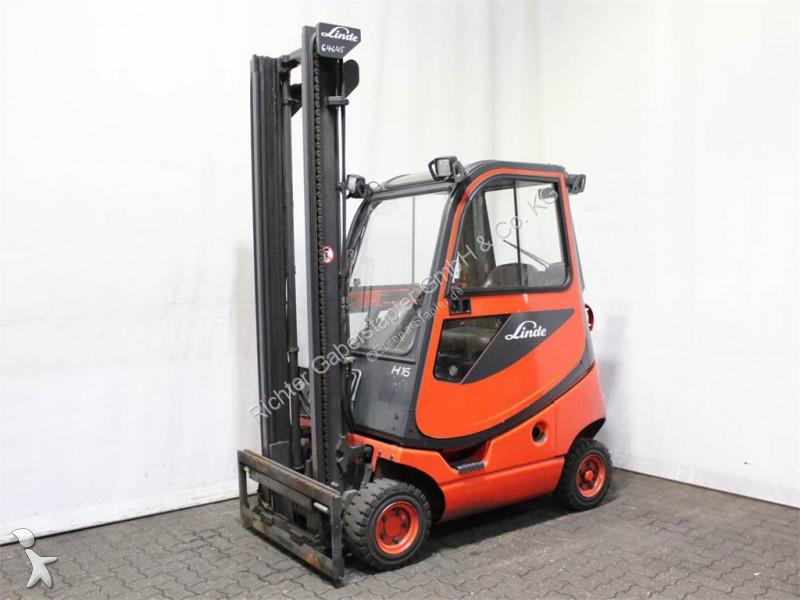 Linde H 16 T-03 350 Forklift