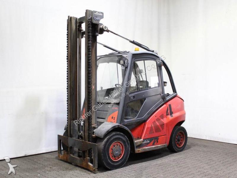 Linde H 45 D-01 394 Forklift