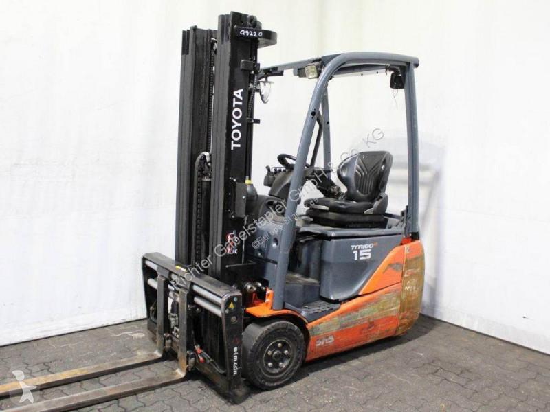 Toyota 8 FBET 15 Forklift