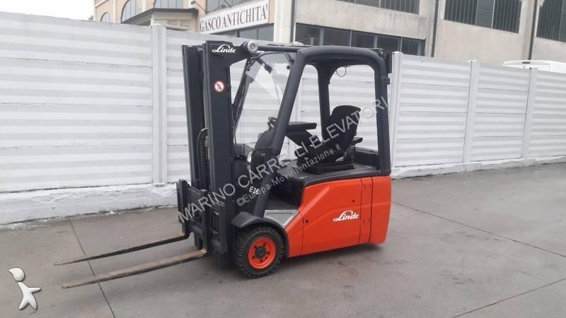 Linde E 16 Forklift
