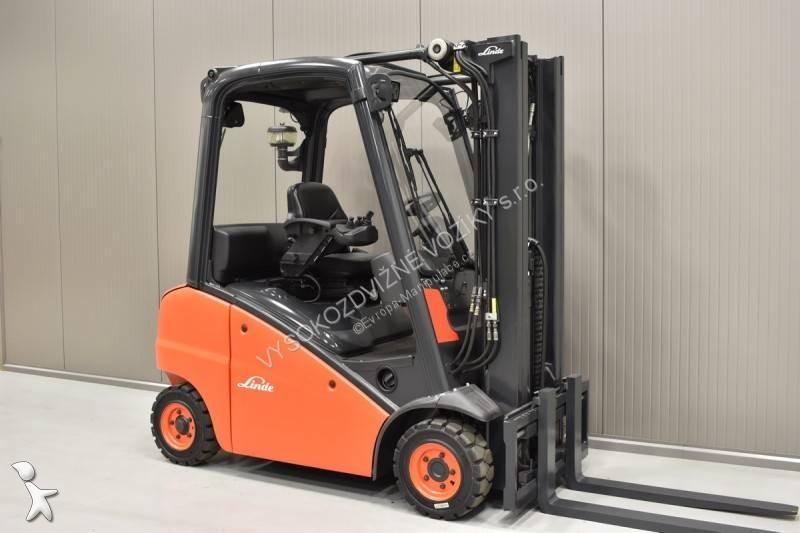 Linde H 20 D-01 /23403/ Forklift
