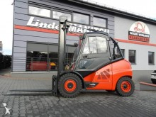 Linde H45T-02 Side shift integrated
