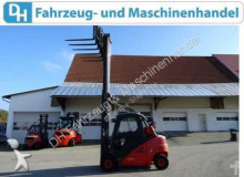 Linde H35 T 393 3 Fach Paltettengabel Kaup