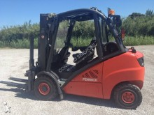 gas heftruck Fenwick-Linde