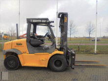 heftruck Yale GDP70VX 4 Whl Counterbalanced Forklift <10t
