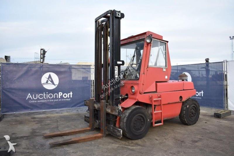 Chariot élévateur Linde H50D Diesel 5000 kg