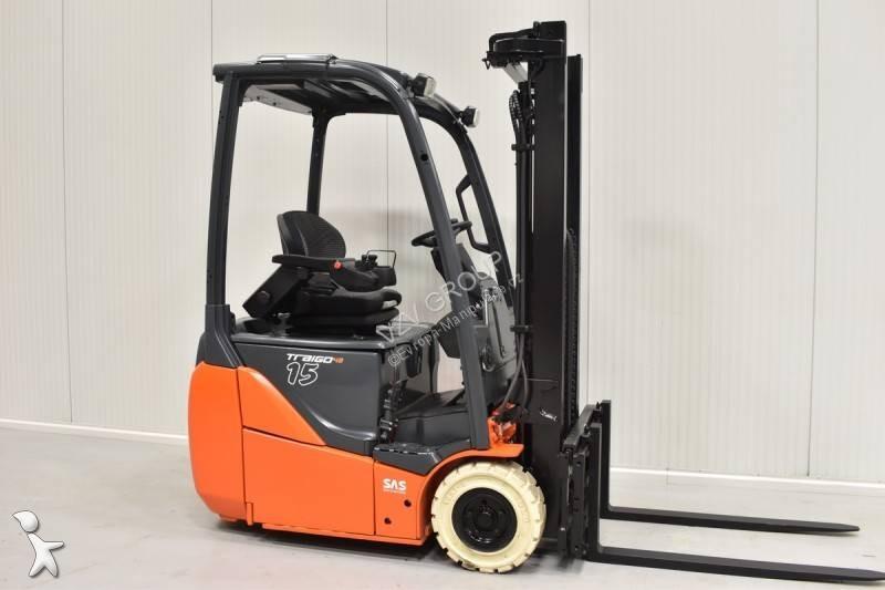 Toyota 8FBET15 /23600/ Forklift