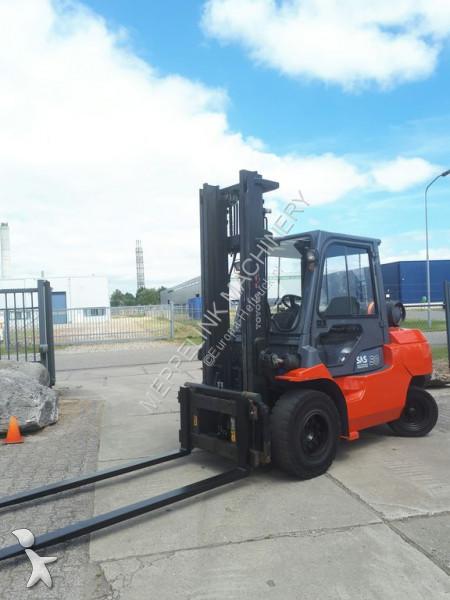 Used Toyota Forklift 7fg45 N3051874