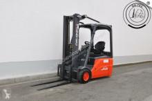 Linde E16 -01 Forklift