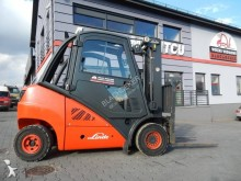 Linde H25D Duplex , Side shift