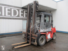 Kalmar DCD 55-6H , side shift , 2 stage mast