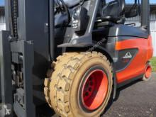 Linde E35RL-01 Forklift