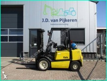 Yale GLP30TF 3 ton LPG freelift + 3de - 4de hydrauliek!