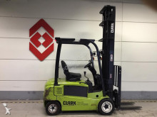 Clark GEX20S 4 Whl Counterbalanced Forklift <10t Forklift