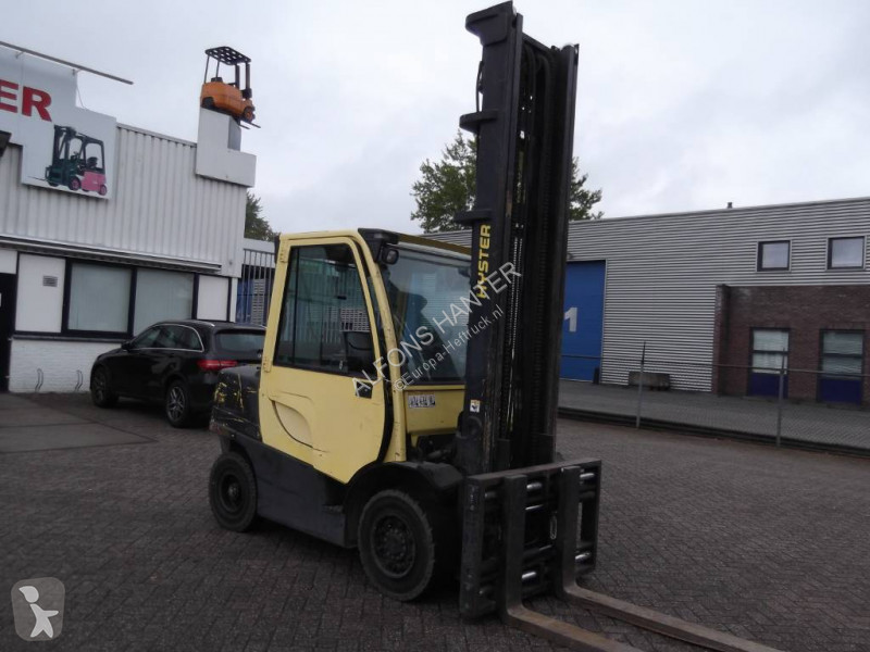 View images Hyster H4.5FT Forklift