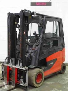 wózek podnośnikowy Linde e35hl-01