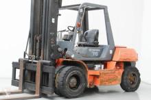 Toyota 5FD70 Forklift