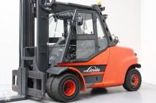 Linde H80T-02/1100 Forklift