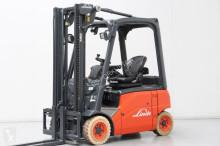 Linde E16P-01 Forklift