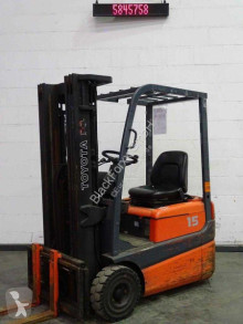 Toyota fbesf15 Forklift