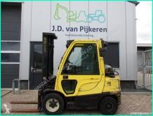 Hyster H3.0FT 3 ton LPG cabine + 4x hydrauliek