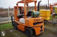 plynový vysokozdvižný vozík Toyota