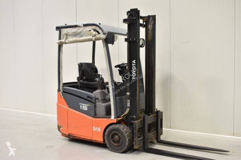 View images Toyota 7FBEST15 /25163/ Forklift