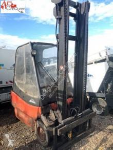 Linde E30 Forklift