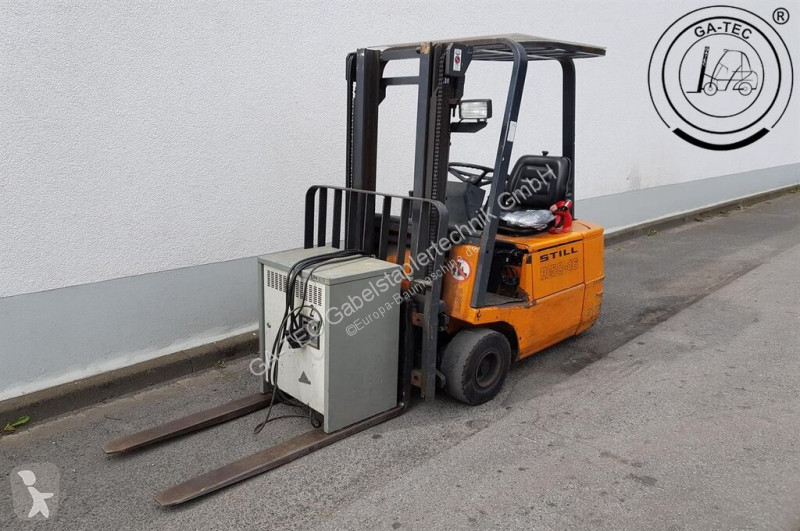 View images Still R50-16 Forklift