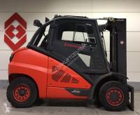 heftruck Linde H50D-01 4 Whl Counterbalanced Forklift <10t