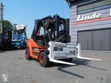 Linde H70D-02 Triplex , Fork positioner ,side shift